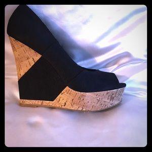 Light high heels shoes